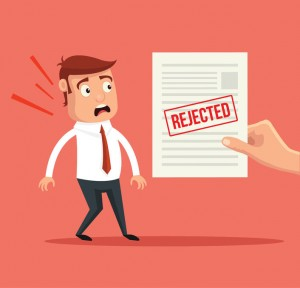 no credit check loans rejected