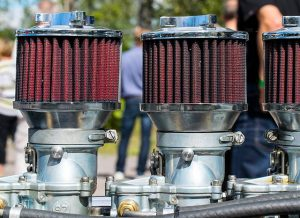 air filter in engine
