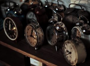 decorative old clocks