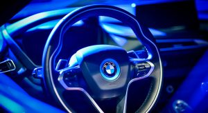 new bmw interior