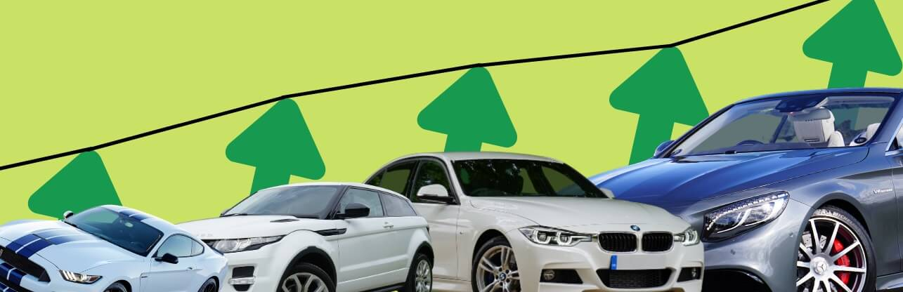 Used Car Prices Boom