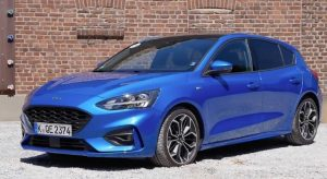 2021 Ford Focus ST-Line Hatch