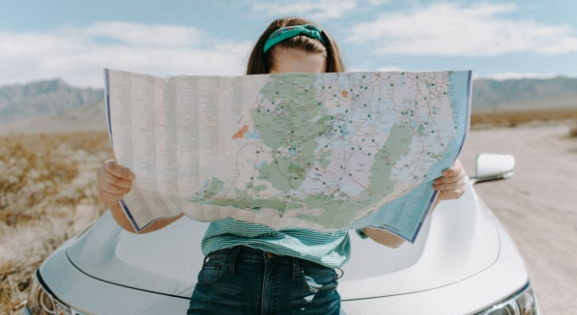 Plan your journey with Google Maps